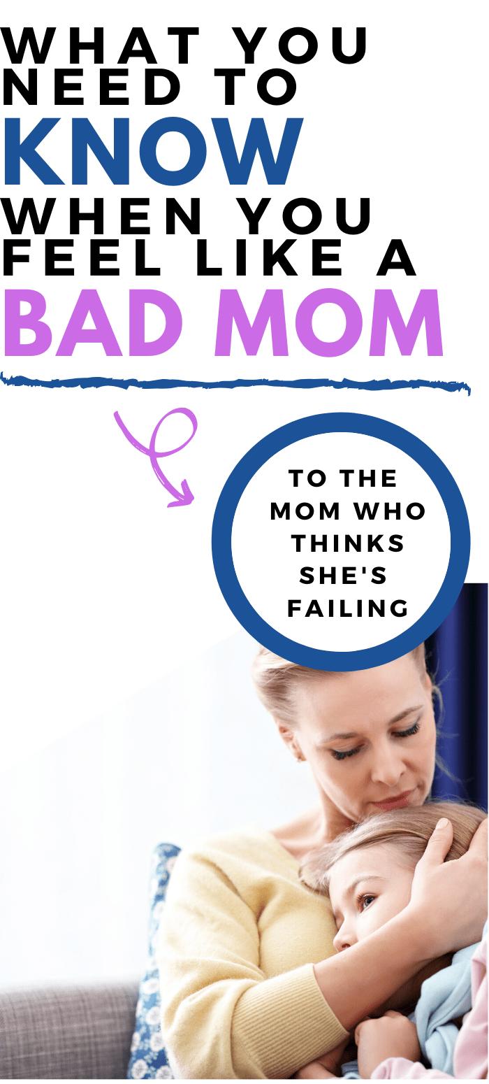 failing mom