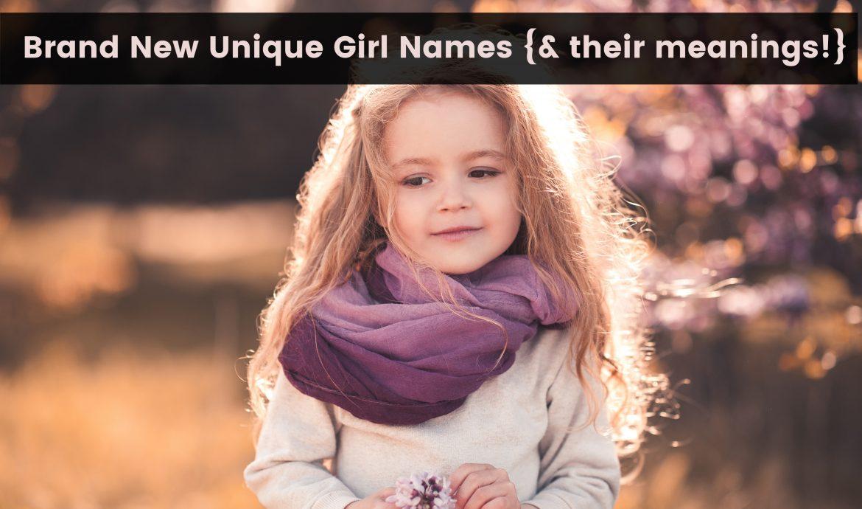 girl names uncommon