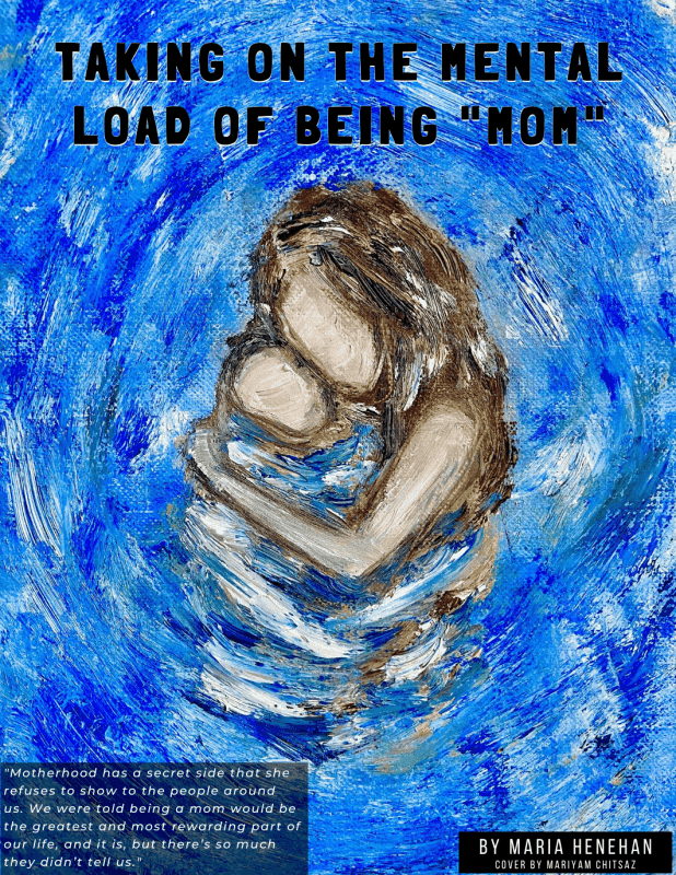 "Taking On the Mental Load of Being ""Mom"""